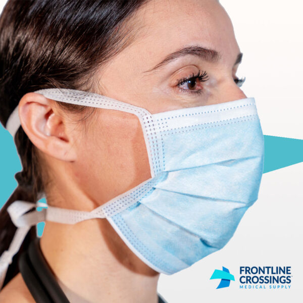 Face Mask - Tie-On